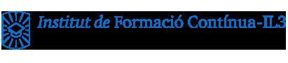 INSTITUT DE FORMACIÓ CONTÍNUA - IL3