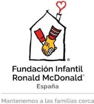 FUNDACION INFANTIL RONALD MCDONALD